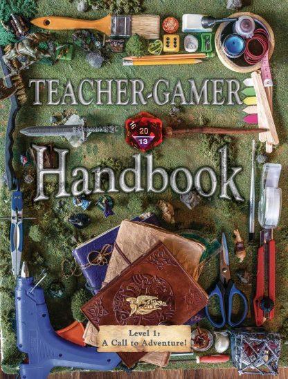 Teacher Gamer Handbook Cover